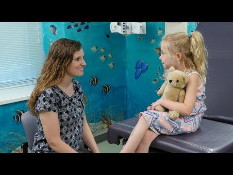 Pediatric Vaccinations
