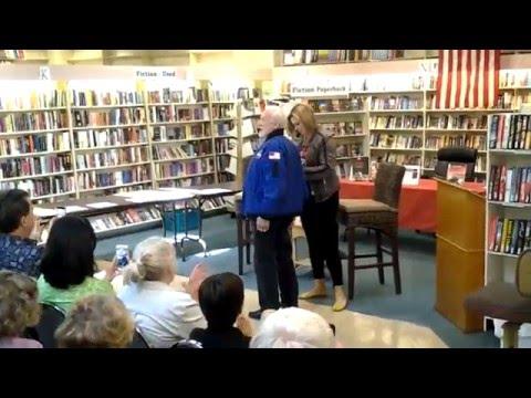 Buzz Aldrin Book Signing