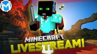 Minecraftí minihry!   Livestream [MarweX&kel0hap] w/facecam