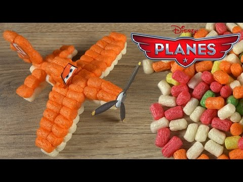 DISNEY PLANES ✪✪✪ FunMais / Fun Corn (Creative Toys For Kids)