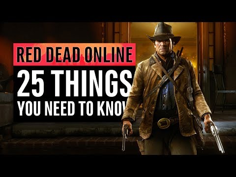 Red Dead Online   25 Things You Need To Know