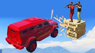 HOW DID THIS HAPPEN?! (GTA 5 Funny Moments)