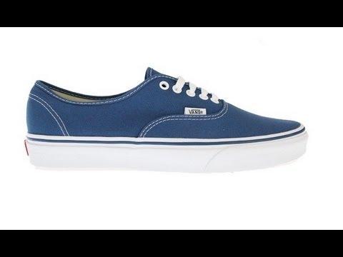 Shoe review vintage 92 39 vans authentic style 44 youtube for Vans amazon