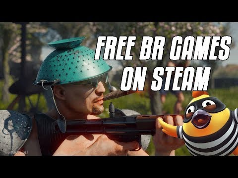 Top 5 Free Battle Royale Games On Steam