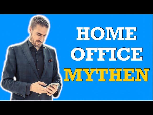 Rock Your Home Office: 5 Mythen und Vorurteile über das Arbeiten von Zuhause