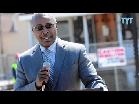 Why Won't The East Chicago Mayor Answer Jordan?