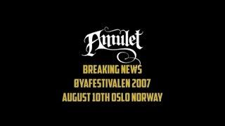 "Amulet - ""Breaking News"" live (The final show @ Øyafestivalen 2007)"