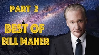 Best Of Bill Maher Against Religion Of All-Time Part 2
