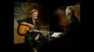 Kris Kristofferson - Vietnam Blues (Interview Part 2 of 3 Speaking freely, 2003)