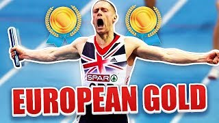 Reacting to my old races (European Championships)