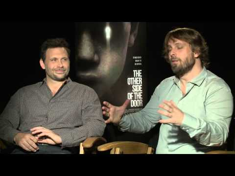 The Other Side of the Door : Jeremy Sisto & Alexandre Aja
