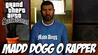 GTA San Andreas PS4 - Madd Dogg, o Rapper FALIDO