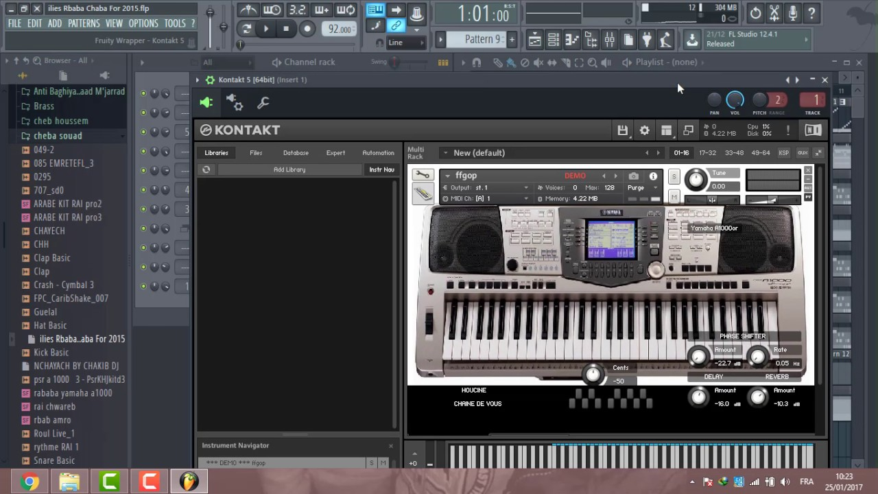 logiciel fl studio 10 korg rai gratuit