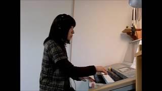 NHK朝ドラ「ひよっこ」第21話の感動シーンの曲を耳コピしました。宮川彬...