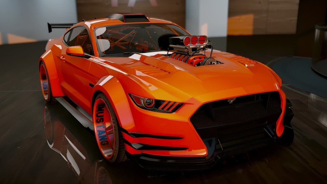 O Carro Mais Realista Do Gta 5 Ford Mustang Gt Youtube