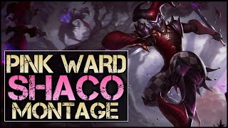 Pink Ward Montage - Best Shaco Plays
