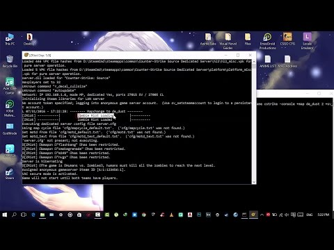 How To Install Zombie Riot Mod On Your Counter-Strike: Source Dedicated Server