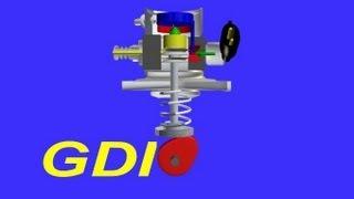 GDI High Pressure Pump Construction