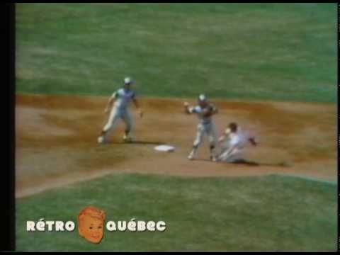 Le Baseball - Promo - 1977
