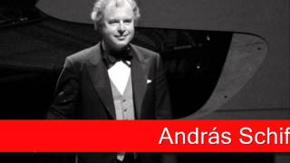 András Schiff: Bach - Partita No.1 in B flat major, BWV 825 IV. Sarabande