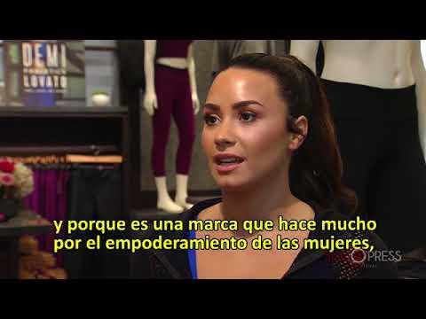 Demi Lovato y su increíble deporte favorito