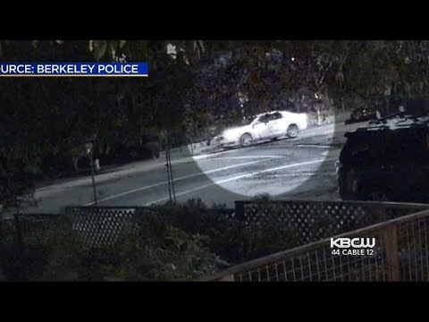 UC Berkeley Grad Student Shot While Trying To Save Bag, Containing His Dissertation