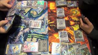 Cardfight!! Vanguard- Cardfight Match - Bermuda Triangle vs Liberators Game 3