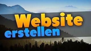 Kostenlose Website erstellen und hosten (Tutorial)