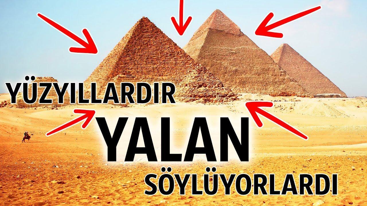 Piramitlerin Asıl Amacı Neydi? Nihayet Çözüldü