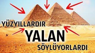 Piramitlerin Asıl Amacı Nihayet Çözüldü