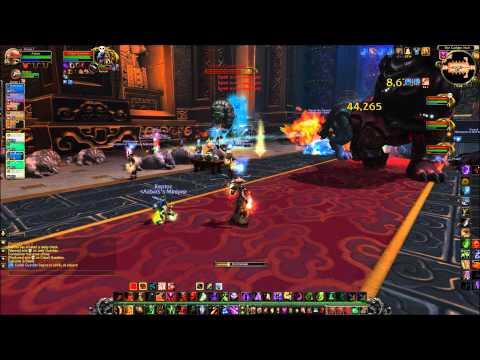 World of Warcraft Mists of Pandaria: The Stone Guard - Mogu'shan Vaults Raid