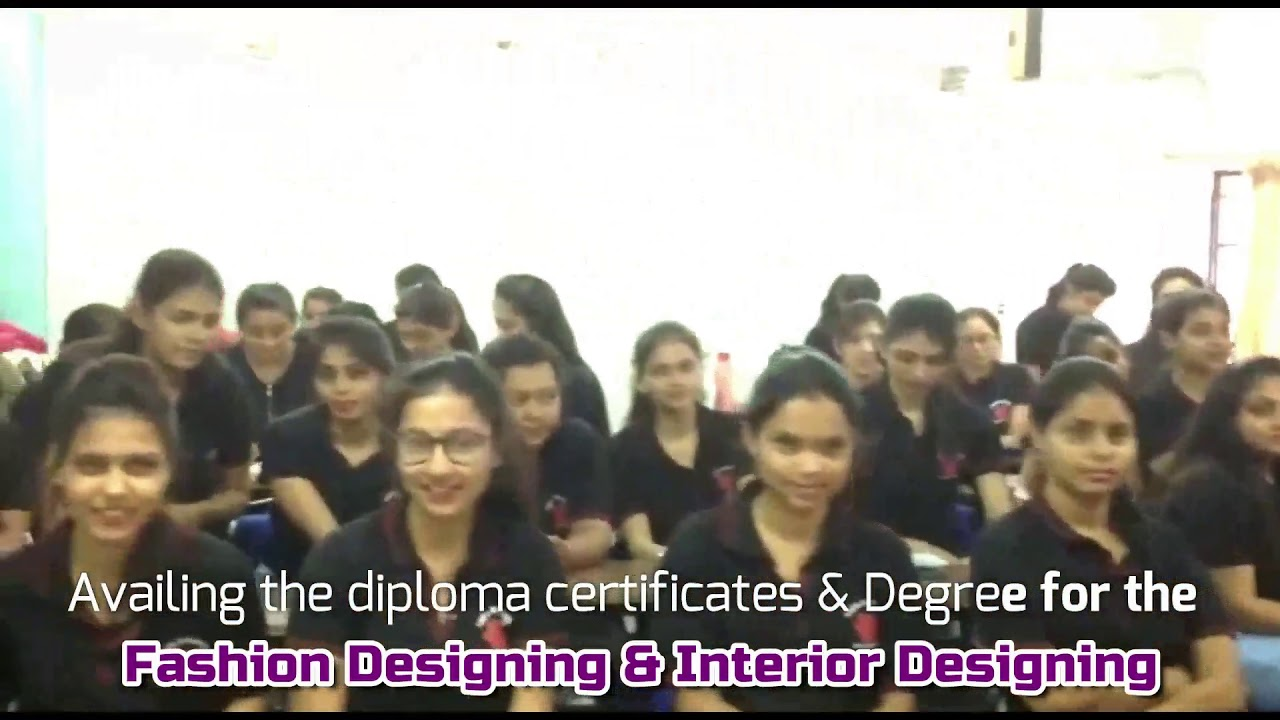 Fashion Designing Institute In Nagpur Fashion Designing Courses In Nagpur Youtube