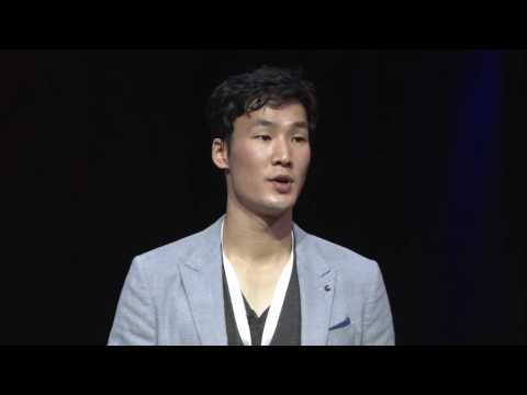 Would you want to be a farmer? | Byoung Min | TEDxWhitehall