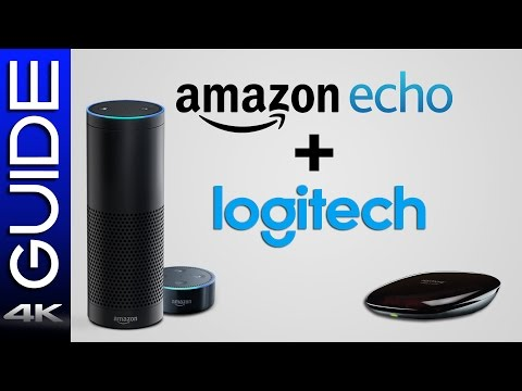 How To Control Your TV with Alexa - Logitech Harmony Hub & Echo Integration Guide (Updated 2017)