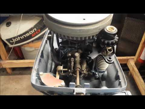 A Look At A Johnson / Evinrude 4, 5, And 6 HP