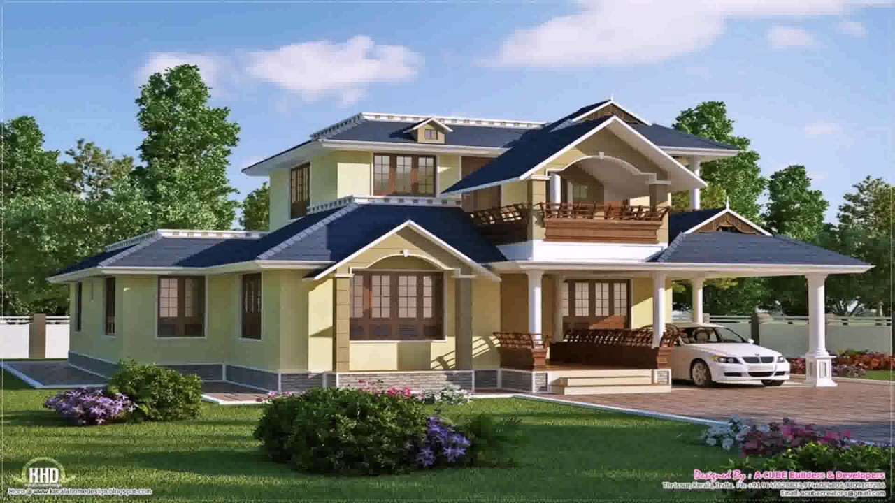 Modern Tropical House Design Philippines - YouTube
