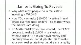 Underground Real Estate Investing - Live Event!