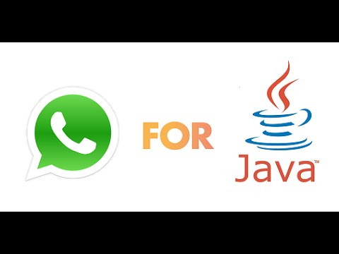 Descarga WhatsApp Para Teléfonos Java. Jar (Nokia-Motorola Etc)