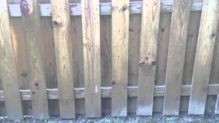 How To Build A Great Privacy Fence