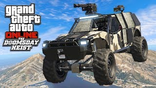GTA 5 DLC - THE DOOMSDAY HEIST *OFF-ROAD MILITARY VEHICLE* // ACT 3, PART 2!! (GTA 5 Online Heists)