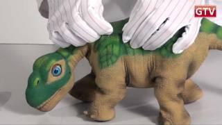 Робот PLEO - устройство и разбор динозавра(Ремонт Плео. http://www.goldphone.ru/service/company/news/153164/ Технический обзор Pleo: как устроен динозавр, из чего состоит робот-..., 2012-02-23T10:29:37.000Z)