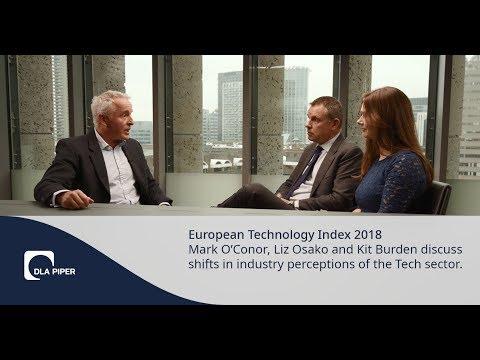 The DLA Piper European Tech Index 2018