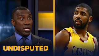 Celtics and Suns in best position to trade for Kyrie Irving according to reports   UNDISPUTED