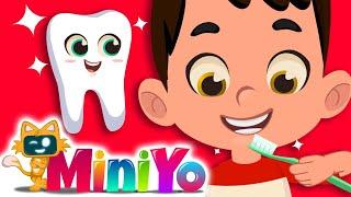 Diş Fırçalama Şarkısı   En Eğlenceli Bebek ve Çocuk Şarkıları
