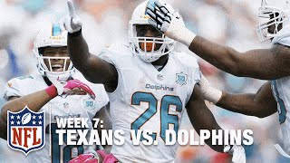 Dolphins' Huge 41-Point First-Half! | Texans vs. Dolphins | NFL