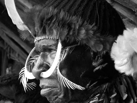 The Dani tribe, Baliem Valley - West New Guinea