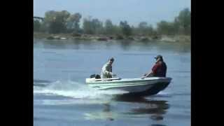 Łodzie wędkarskie - LAKEFOX 320 + MERCURY 9,9 209cc FISHING BOATS [FOX-BOATS]