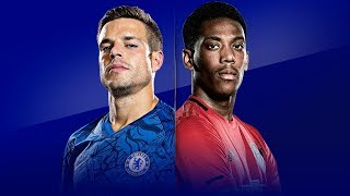 Chelsea 0-2 Manchester Uited LIVE