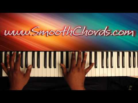 Whatever You Want - God's Got It - Chicago Mass Choir - Piano Tutorial