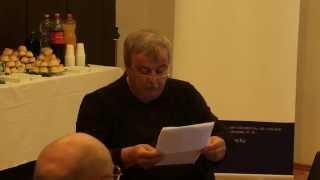 Vasi népzenéről- Földesi János előadása Thumbnail